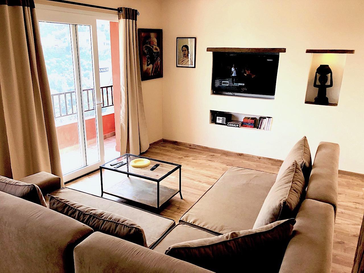 Studio meublé à louer à Antananarivo - Madagascar - Nofylou 2 - 8